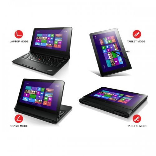 Lenovo Thinkpad HELIX 2, Intel Core™ M-5Y10c (4M Cache, up to 2 0