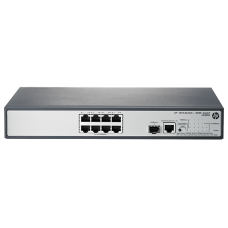 HP 1910-8G-PoE+ (65W) Switch JG349A